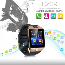DZ09 Bluetooth Smartwatch with Pedometer Anti-lost Camera for iPhone/Samsung and Other Android Devices