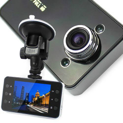 "Novatek 2.7"" Car DVR Dash Camera"