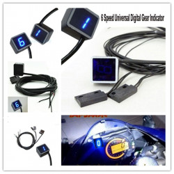 Universal Motorcycle Digital Gear Indicator