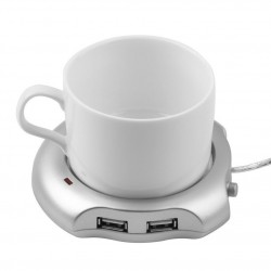 USB Hub Cup Warm Heater