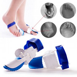 2 PCS Big Toe Straightener Corrector