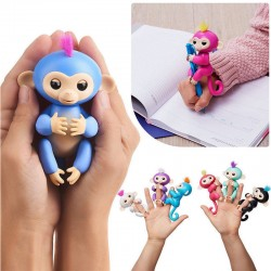 Electronic Interactive Baby Monkey