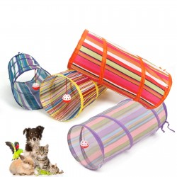 Colorful Pet Tunnel