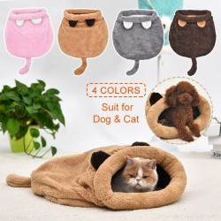 Lovely Soft Warm Pet Sleeping Bag