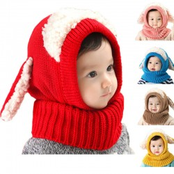 Winter Warm Kids Hat