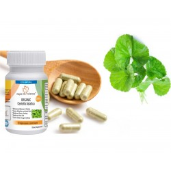 ORGANIC Centella Asiatica - Gotu Kola for anxiety & depression