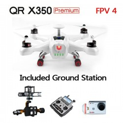 Walkera QR X350 Premium Quadcopter