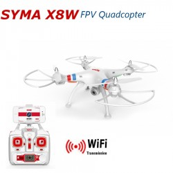 Syma X8W Explorers WiFi Quadcopter