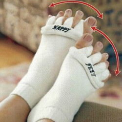 Sleeping Massage Five Toe Socks