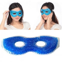Gel Eye Mask Massager Relieve Eyes Fatigue