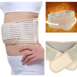 Tourmaline Spontaneous Self Heating Magnetic Therapy Waist Belt