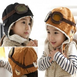 Warm Pilot Winter Cap Earmuff