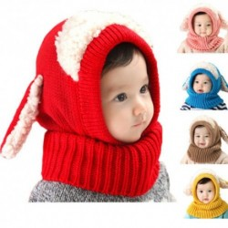 Children Dog Ear Style Wool Cap
