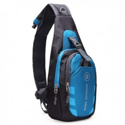 Waterproof Sport Chest Bag Men & Women Sling Bag