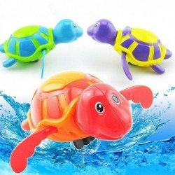 Turtles Wind-up Clockwork Floating Kid Toys