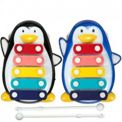 Penguin 5 Notes Xylophone Musical Instrument
