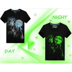 3D Noctilucent T-shirt