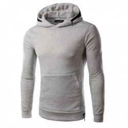 Men's Fashion Hooded Pullover Sweatshirt