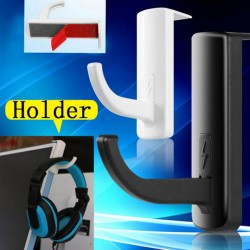 Eadphones Headset Stand Hanger Holder for PC Convenient Computer