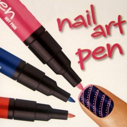 12 Colors Nail Art Drawing Pen