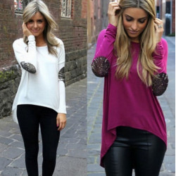 Tops Long Sleeve Blouse T Shirt