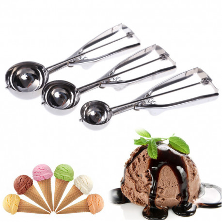 Ice Cream Craft Cookie Mash Muffin Spoon