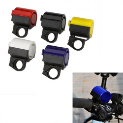 Ultra-loud MTB Road Bicycle Bike Electronic Bell Horn Cycling Hooter Siren Accessory