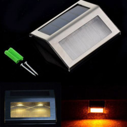 Solar Power LED Light Garden
