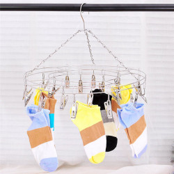 Clothes Socks Dry Rack Hanger