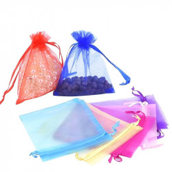 50 Organza Gift Bags