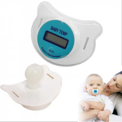 Baby Mouth LCD Thermometer