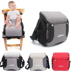 Baby Diaper Bag Nappy Changing Shoulder Bag Booster Seat