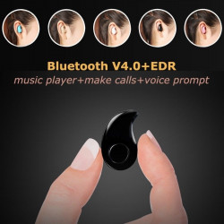 Stereo In Ear Headphone Mini Wireless Bluetooth 4.0 Headset