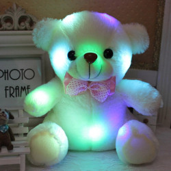 LED Bear - Luminous Plush Toy