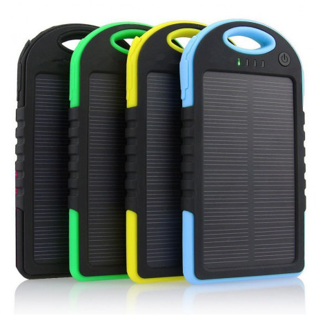 Solar-Battery Power Bank