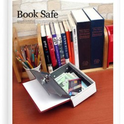 Security Dictionary Book Safe