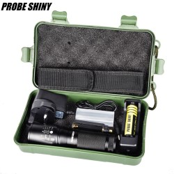 8000LM Flashlight with Case