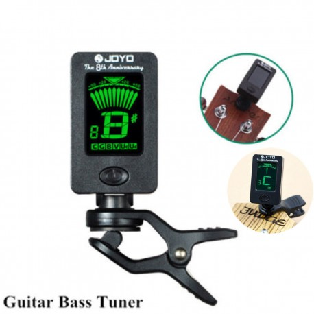 LCD Chromatic Tuner Guitar