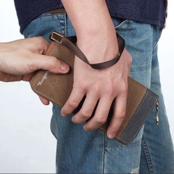 Vintage Long Multifunctional Wallet