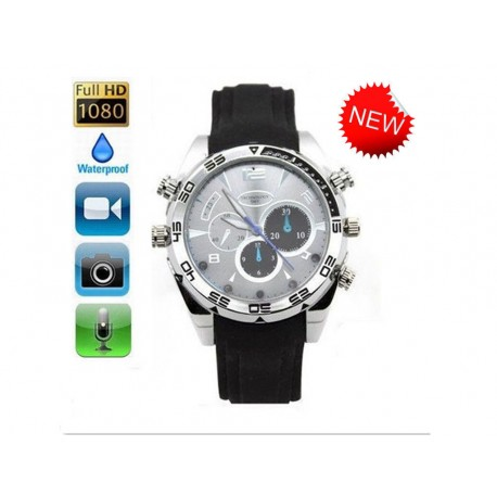 Video Camera Watch 8GB