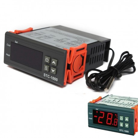 Aquarium Digital Temperature Controller