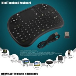 Wireless Mini Keyboard Touchpad