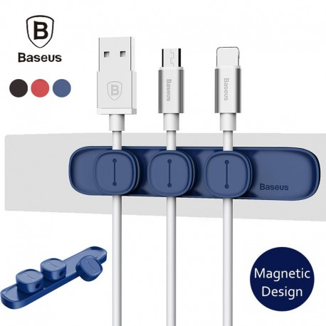 Baseus Magnetic Universal USB Cable Holder