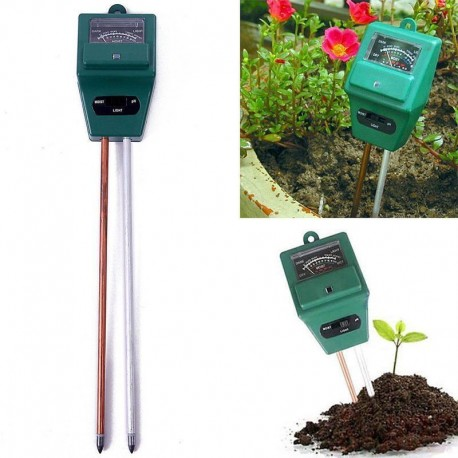 PH Tester Soil Water Moisture Meter