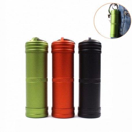 Waterproof Case Medicine Bottle