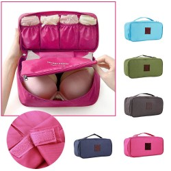 Lingerie Case Underwear Travel Bag