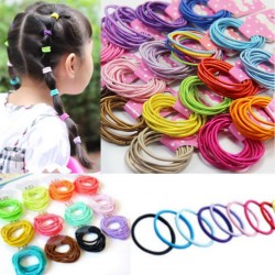 100 pieces Colorful Girl Hairbands