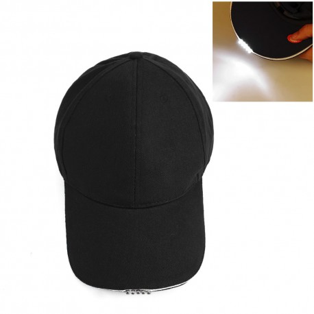 Baseball Cap LED Umbrella