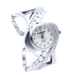 Women Asymmetrical Wrist Watch