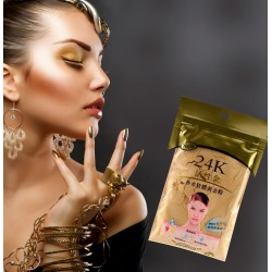 24K GOLD Aktives Gesichtsmaskenpulver
